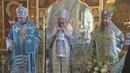 Праздник Благовещения Пресвятой Богородицы отметили в Вознесенском архиерейском подворье Екатеринбур