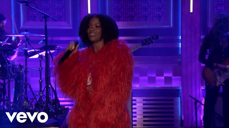 Ari Lennox Up Late BMO Live From The Tonight Show Starring Jimmy Fallon 2019 Medley