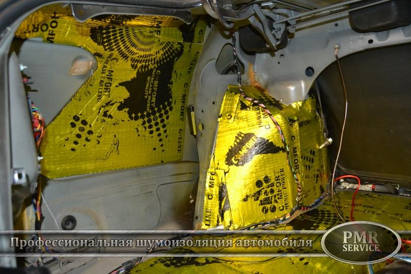 Шумоизоляция Datsun on-DO, изображение №18