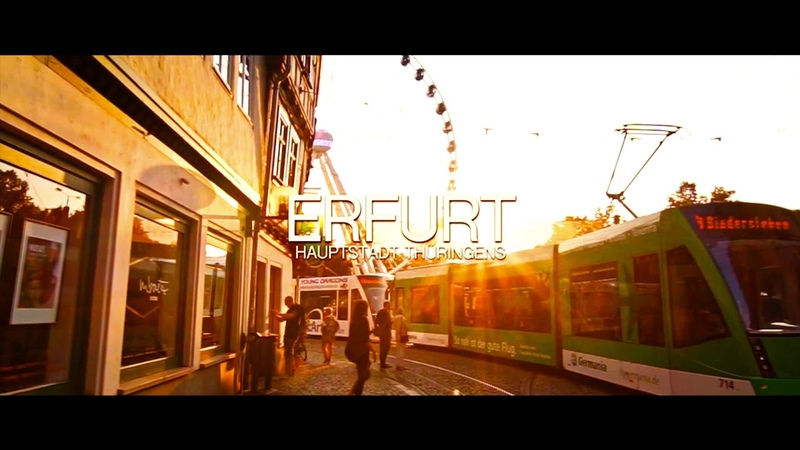 ERFURT Die Hauptstadt Thüringens Dung Ho Films