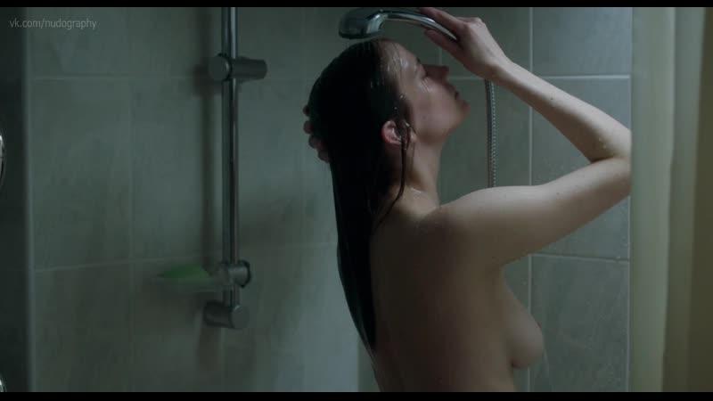 Голая Ева Грин (Eva Green) в фильме Проксима (Proxima, 2019, Алис Винокур) HD 1080p