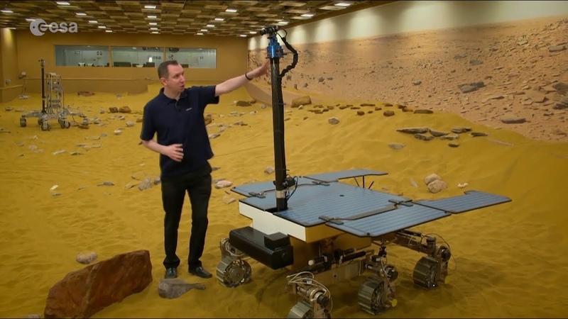 ExoMars от концептов к реальности [Миссия на Марс, ESA]
