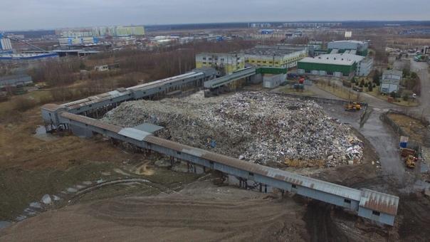 В Заневском поселении нашли новые горы зловонного мусора