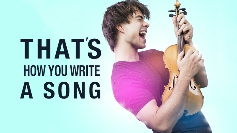 """Alexander Rybak - """"That's How You Write A Song"""" (Extended Version) Eurovision 2018 Norway"""