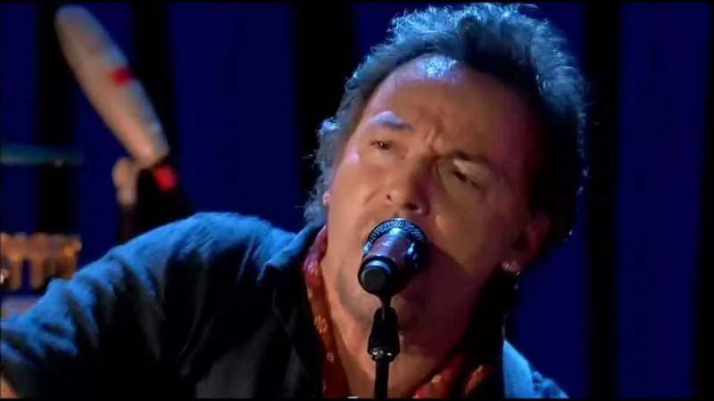 BRUCE SPRINGSTEEN THE SEEGER SESSIONS BAND - o mary dont you weep