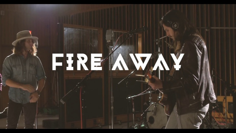 Dirty Honey - Fire Away (Live from Capitol Records Studio A)