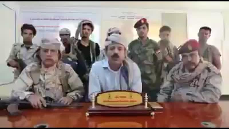 4 военный округ хадистов переходит на сторону южан