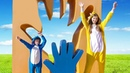 Put Your Hands in the Air Song Nursery Rhymes Kids Songs by Tim and Essy