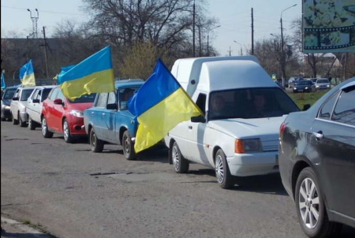 В Краматорске пройдет автопробег ко Дню Независимости