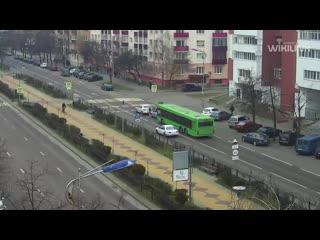 Засмотрелся Мелкое ДТП на бульваре Космонавтов в Бресте