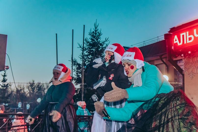 Открытие «Новогодней ёлки -2019», изображение №4