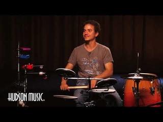 Dafnis Prieto @ Modern Drummer 2008  W/Interview by Joe Bergamini