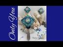 Tutorial perline 6 orecchini ONLY YOU con Paisley Duo 1^parte
