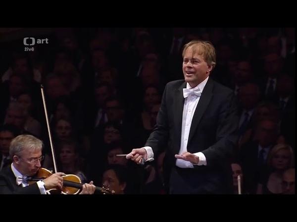 Bedřich Smetana Má vlast My Country Prague Spring 2015 Opening Concert