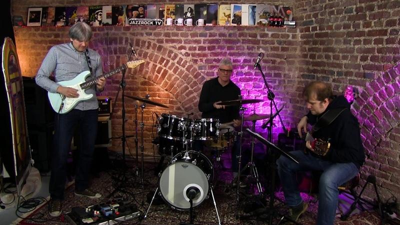 TEASER - JazzrockTV - JAM IN THE BASEMENT - Igor Lazarev Project Group