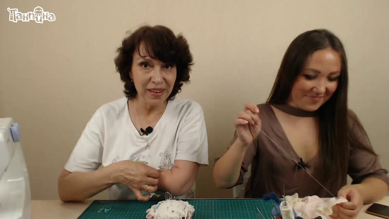 Live Панпина школа кукольного мастерства
