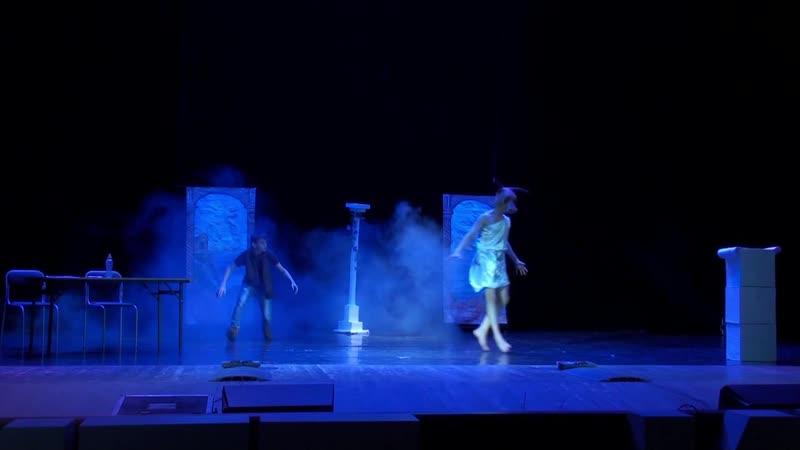 Репетиция или сон с Минотаврам по мотивам пьесы Ольги Зверлиной и греческих мифов