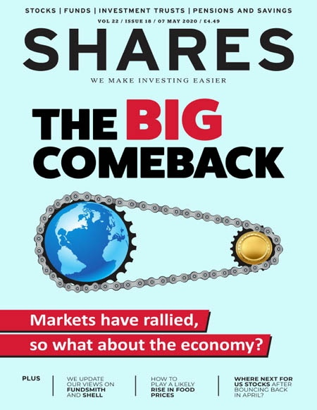 Shares Magazine Issue 187 May 2020