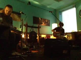 AllYellow концерт в чайной Открытого мира