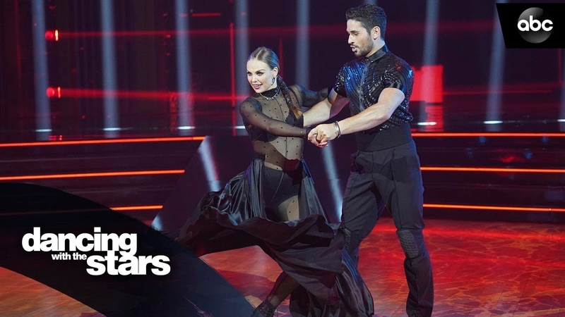 Hannah Brown's Paso Doble - Dancing with the Stars