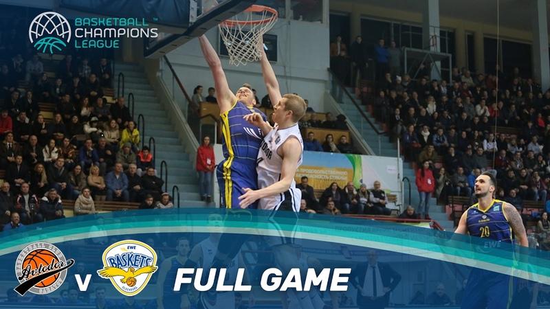 Avtodor Saratov v EWE Baskets - Full Game - Play-Off Qual: Leg 1 - Basketball Champions League