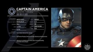 Marvel's Avengers Character Profile: Captain America