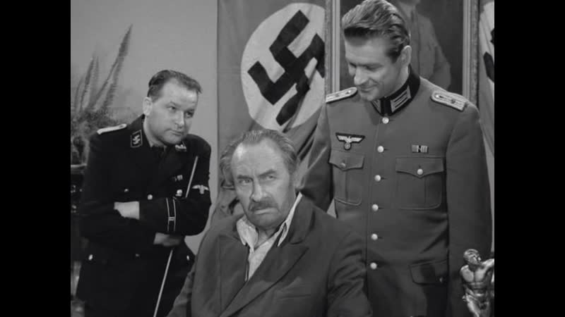 2 серия. 2 сезон. Ставка больше, чем жизнь. (Польский сериал). 1966 г.