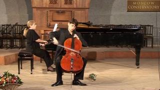 S. Rachmaninov - Vocalise. Narek Hakhnazaryan