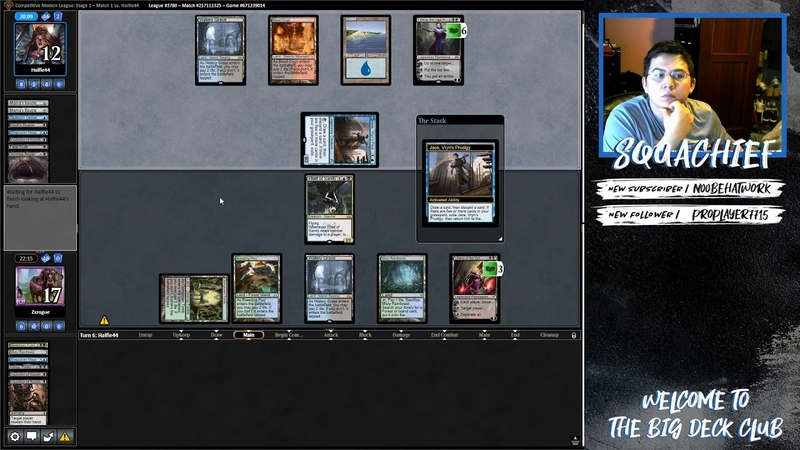 THIEF OF SANITY IN MODERN! SULTAI MIDRANGE! ACTUALLY DECENT