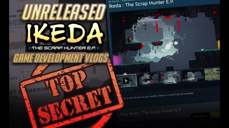 Unreleased Ikeda Game Developer vlogs