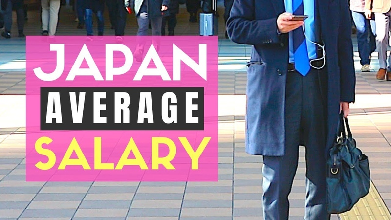Is Japan Average Salary Better than Yours