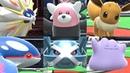 Super Smash Bros Ultimate All Pokeball Pokemon