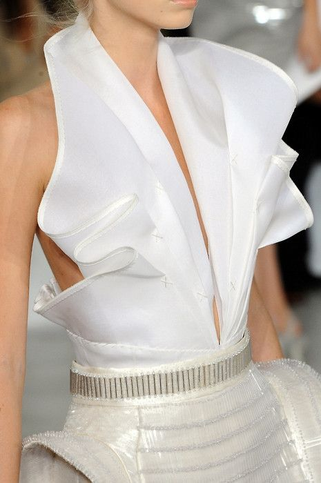 Оригами в одежде.