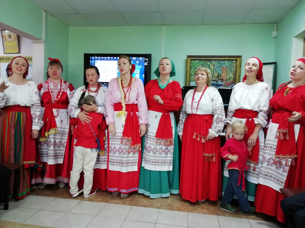 Участники проекта «Московское долголетие» из Некрасовки отметили День города