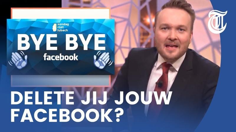 Zo hard loopt Facebook actie van Arjen Lubach YouTube