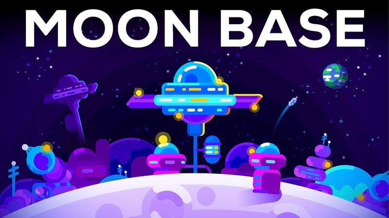 How We Could Build a Moon Base TODAY –Space Colonization 1