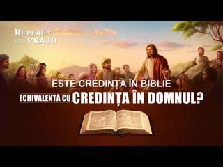 """Film creștin subtitrat """"ruperea vrăjii"""" segment 4"""