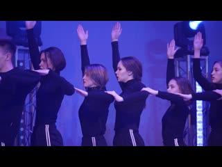 #BEONESHOW 2019 - Основной состав - ЛИВЕНЬ / авторское хорео - #BEONEDANCE