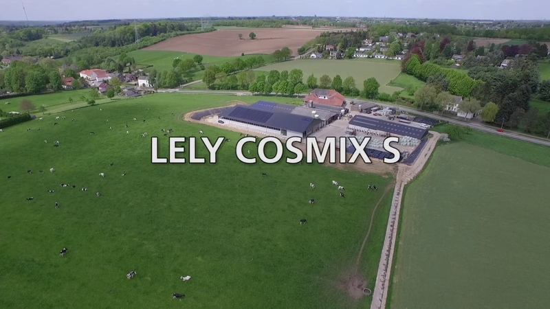 Lely Cosmix S - testimonial Jack Nicolaes