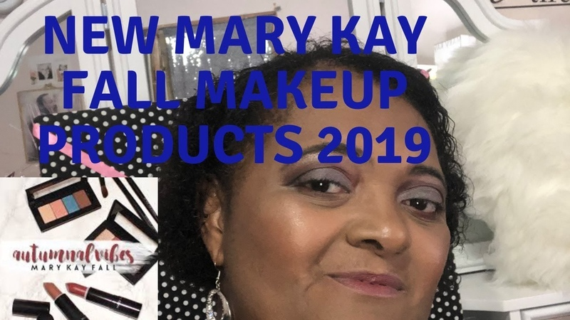 ***NEW*** MARY KAY FALL MAKEUP PRODUCTS 2019|KGBEAUTYWITHIN FeelFierce Mary Kay
