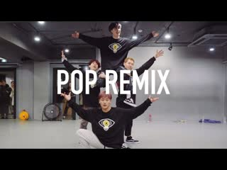 1Million Dance Studio  NSYNC - Pop Remix _ Dokteuk Crew Choreography