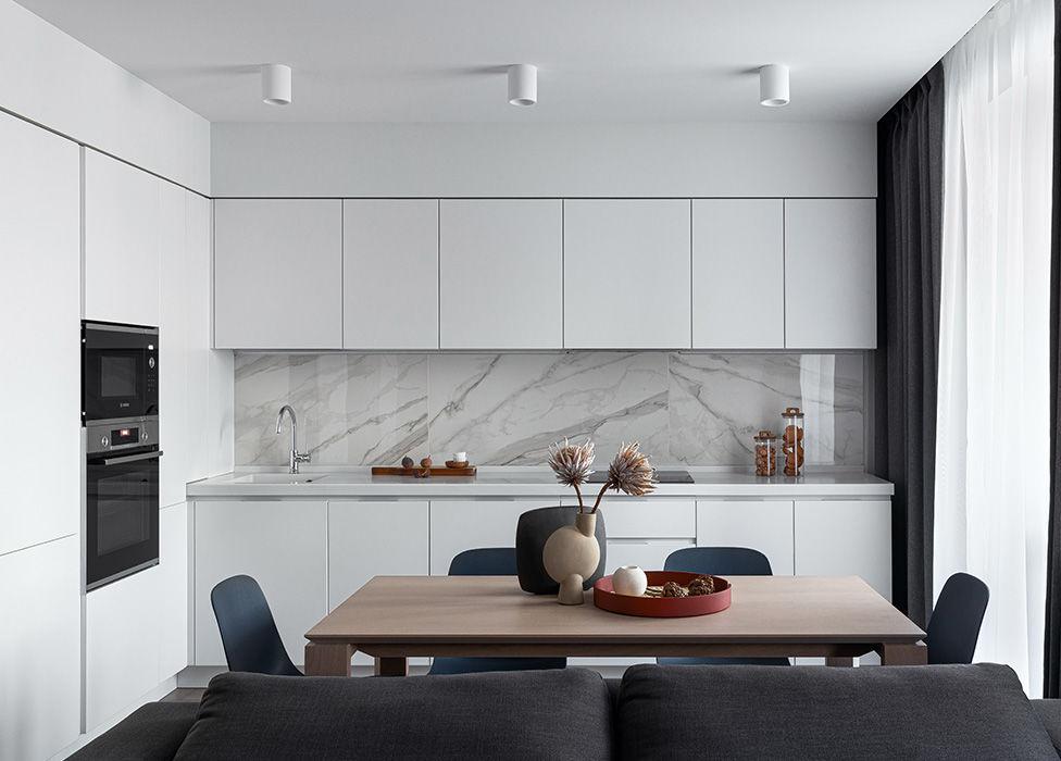 Elements Studio: квартира 50 кв.