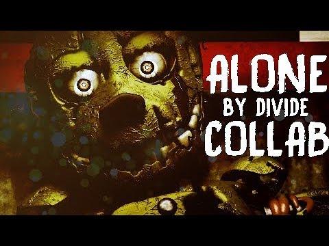 FNaF SFM Collab Alone by Divide