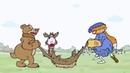 Ни пуха ни пера! Очень смешной мультик про охотников Funny cartoon about hunters
