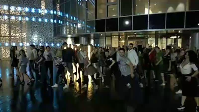 Танцы Дождь Ельцинцентр Максденс