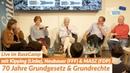 Hitzige Live Debatte mit Katja Kipping Linke Luisa Neubauer MASZ FDP Albrecht von Lucke