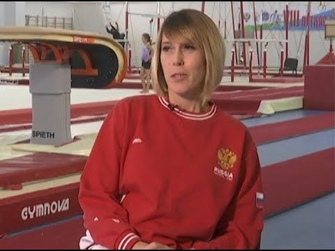 Факты Спорт Герой недели Тренер по спортивной гимнастике Марина Плетинецкая