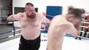 Безумный бой Дацик 150 кг против двоих бойцов TRUE GYM FIGHTS
