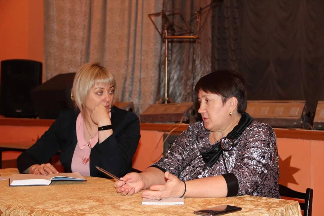 В посёлке Пригородный состоялся личный приём главы сельского образования и руководителя аппарата администрации Петровского района