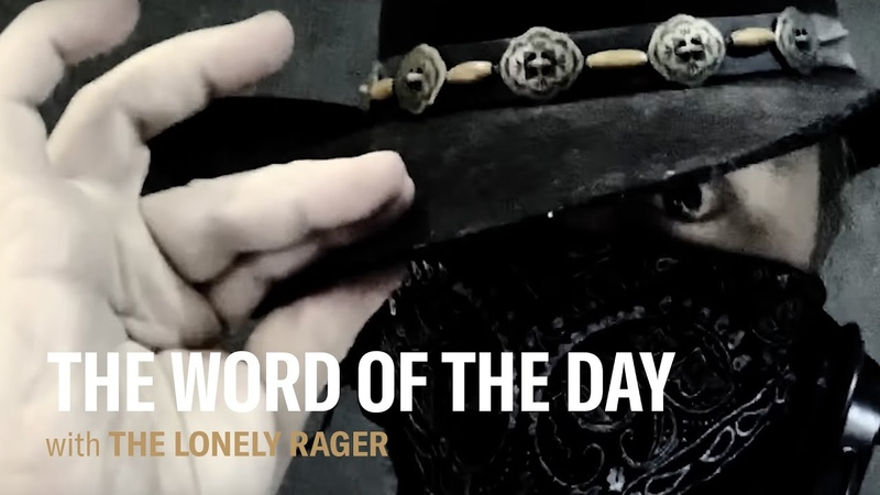 Mike Patton the Lonely Rager Word of the Day Supercut